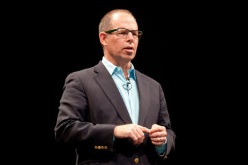 Michael Bierut speaking