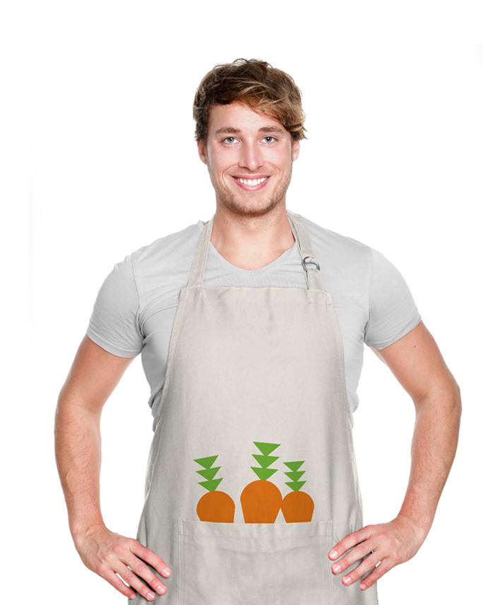 whole foods apron