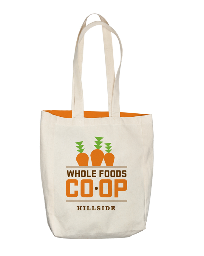 whole foods coop bag
